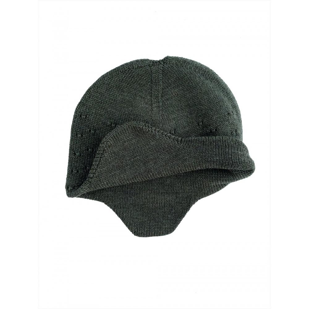 Czapka z wełny merino Hat Dua PINE Hvid