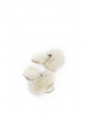 KAPCIE Woolen Slippers no. 1 ROBOTY RĘCZNE