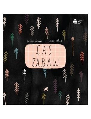 Las Zabaw Czerwony Konik