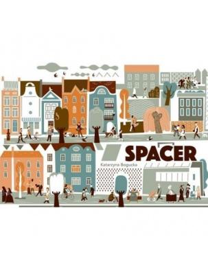 Spacer (okładka komercyjna) Tako