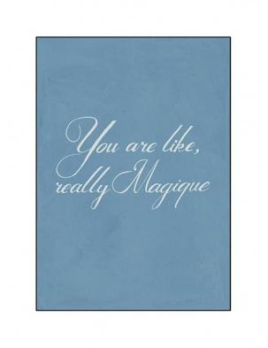 Kartka okolicznościowa Really Magique HOTEL MAGIQUE