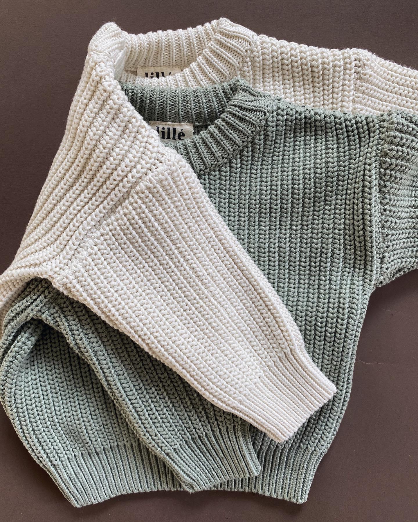 Bawełniane swetry lillé - dla ceniących wygodę i ponadczasowy styl ???? www.bebespace.pl / Szczecin, ul. Wielka Odrzańska 21 ???????? #bebespace #lillemadeformini #modadziecieca #modadamska #sweter #jesiennestylizacje #madeinpoland